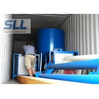 Simple Type Dry Mix Mortar Plant / Adhesive Mixer Machine 3 - 5tph Production