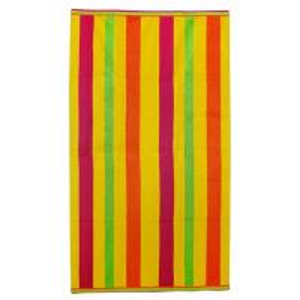 Microfibre beach towel