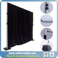Church Portable Decoration Backdrop Stand Pipe and Drape Compatible System