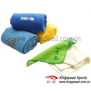 Sport towel / gift towel / knitting towel