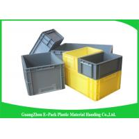 Quality Industrial Heavy Duty  Euro Stacking Containers 20L Load Capacity 20kg Space Saving for sale