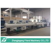 Quality Low Density Polyethylene LDPE Plastic Pipe Machine With CE / SGS / UV Certificate for sale