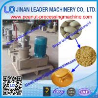 Wholesale stainless steel easy to clear peanut grinding machine of food processing machine from china suppliers