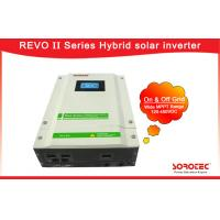 Buy cheap 220/230VAC MAX PV Array Power 4500W Solar Hybrid Power Inverter with Independent CPU from wholesalers