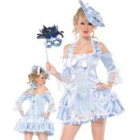 Quality Victorian Flirt Womens Sexy Costumes Gypsy Clothes Dance For Christmas Party for sale