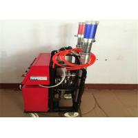 Quality 50Hz Rated Commercial Spray Foam Equipment , Polyurethane Coating Machine Energy Saving for sale