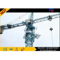 Heavy Duty Mobile Tower Crane , Building Construction Crane Lifting Height 280M