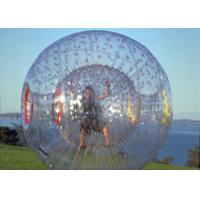 Kids / Adults Human Bubble Ball , Giant Hamster Ball Environmental Friendly