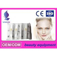 Wholesale Fine Line Non-animal Double Stable Cross-linked Hyaluronic Acid Based Dermal Filler from china suppliers