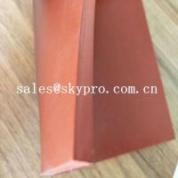 Quality Insulation Natural Latex Rubber Sheets High Temp Anti - abrasion Thick Petrol Resistant for sale