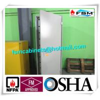 Wholesale Security Metal Storage Cabinet With Doors , Locking File Cabinet For Diskette / Magnetic Tape from china suppliers