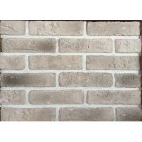 Quality Outdoor Wall Cladding Thin Veneer Brick Thin Brick Tiles For Interior Walls for sale