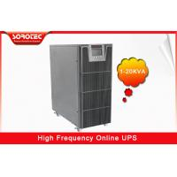 Buy cheap 0.9 Power Factor Pure Sine Wave Ups Uninterruptible Power Supply with Flexible Extension Capacity from wholesalers