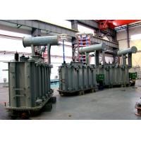 Quality 110kV Single Phase / Three Phase Electrical Oil Immersed  Power Transformers for sale