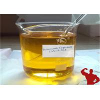 Quality Injectable Anabolic Steroids Testosterone Cypionate 250mg/ml for Muscle Building for sale