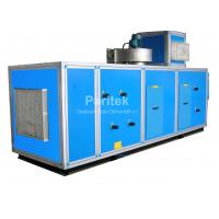 Low Humidity Controll Desiccant Drying Silica Gel , Electric Air Dryer