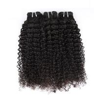 """Quality Natural Color Peruvian Body Wave Hair Bundles?Curly Dancing And Soft 10"""" To 30"""" Stock for sale"""