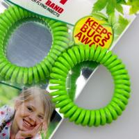 Quality anti mosquito insect repellent silicone bracelet band wristband for sale