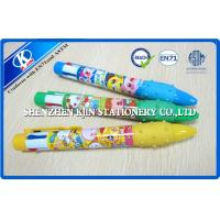 Wholesale Plastic Ball Point Pens / Giant Plastic Ballpoint Pens Eco Friedly from china suppliers