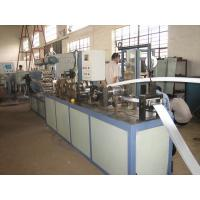 Buy cheap Single Screw Plastic Extrusion Machine 100KW For PE HDPE Pipe from wholesalers