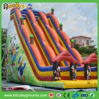 2016 Top-sale Clown Commercial Cheap Giant Inflatable Slide For Children,Inflatable Jumping Slide,inflatable water slide
