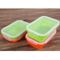 Buy Airtight Freezer Microwave Safe Storage Containers Waterproof Keep Food Healthy at wholesale prices
