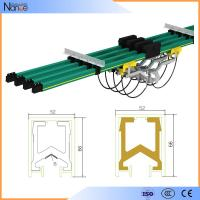 Wholesale Single Poles Conductor Rails , 4m Or 6m Standard Length 100A ~ 1250A from china suppliers