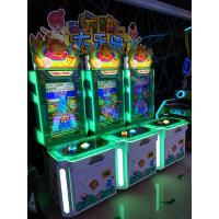 Quality Slot Coin Operation Redemption Game Machine With 12 small games for sale