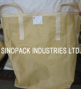 Powder goods trasportation Circular / Tubular building sand bulk bag