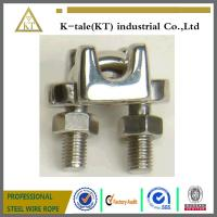 High Quality Stainless Steel Wire cable  Clip/Clamp