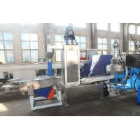 Wholesale PET Granulation Line Dewater Machine For Plastic Granules Making from china suppliers