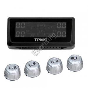 Solar Car TPMS Kit Tyre Pressure Monitoring TPMS Sensor Air Pressure Tires