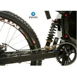 High Performance Enduro E Bike Enduro Dirt Bikes 55km / H Long