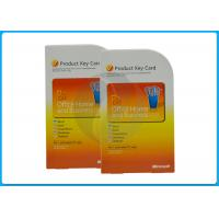 Wholesale microsoft office 2013 professional plus product key full version COA STICKER from china suppliers