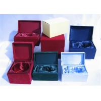Flannelette Inside Packing Gift Boxes Recycled For Protection , High Grade