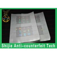 Mix order for different id hologram overlays RI hologram without backlight a good price