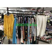 Fashionable Used Womens Clothing Japanese Style Ladies Silk Skirts For Summer