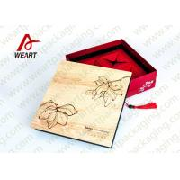 Quality Gift Packaging Small Cardboard Presentation Boxes With Lids Matte Lamination for sale