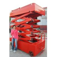 Quality self-propelled electric lift table for sale