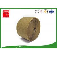Quality 100 Mm Wide hook and loop tape for sewing , touch and close fastener for sale