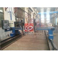 Buy cheap CNC / Strip Oxy - fuel Cutting Machine , American Hypertherm EDGE PRO CNC System from wholesalers