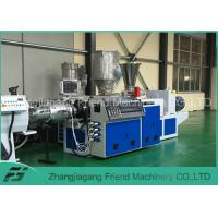 Buy High Performance Pvc Electrical Conduit Pipe Making Machine 20-160mm Diameter at wholesale prices