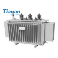 Buy Three Phase Oil Immersed Transformer / Multi Winding Oil Filled Transformer at wholesale prices