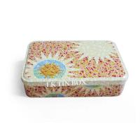 Buy New Design Rectangular Chocolate Candy Tin Box For Christmas And Wedding at wholesale prices