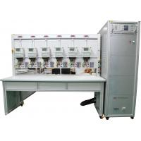 Calibration Of Three Phase Energy Meter Test Bench Equipment , 0.05% Accuracy