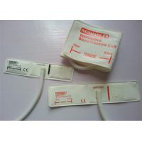 Quality One / Two Tube Neonatal Bp Cuff , Disposable Neonatal Blood Pressure Cuff for sale