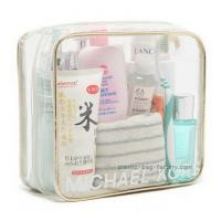 Custom girls make up kits EVA / PVC Clear cosmetic bag , 0.2-0.5mm