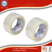 Quality Strong Adhesive BOPP Packaging Tape Single-Sided Sticky Pressure Sensitive for sale