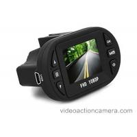 Front And Rear Car Camera Recorder / Car Dvr Dash Cam Gps With AVI Video Format