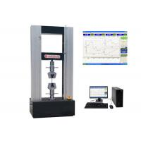 Auto Computerized Tensile Testing Machine Single / Dual Test Space TM 2101